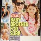 OK Weekly Magazine,  April 26, 2010 Katie Holmes, Suri Cruise, Jennifer Aniston, Heidi Montag