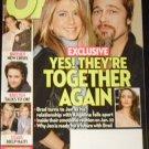 OK Weekly Magazine, February 8, 2010 Angelina Jolie, Brad Pitt, Britney Spears, Drew Barrymore