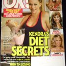OK Weekly Magazine, January 11, 2010 Kendra Wilkinson Baskett, Brittany Murphy, Carrie Underwood