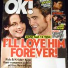 OK Weekly Magazine, NOVEMBER 30, 2009 Rob and Kristen