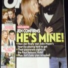 OK Weekly Magazine, NOVEMBER 2, 2009 Jennifer Aniston John Mayer Robert Pattinson Lautner Swift