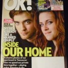 OK Weekly Magazine, OCTOBER 26, 2009 ROB & KRISTEN, RIHANNA IN PARIS