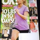 OK Weekly Magazine, August 10, 2009 Jessica Simpson How I Lost 10 lbs. in 10 Days! Jon & Kate