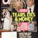 OK Weekly Magazine, November 3, 2008 Madonna, Guy Ritchie Divorce, Taylor Kitsch