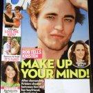 OK Weekly Magazine, June 22, 2009 Robert Pattionson & Kristen Stewart Make Up Your Mind