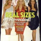 OK Weekly Magazine, May 4, 2009 Real Sizes Revealed Jessica Simpsom
