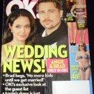 OK Weekly Magazine, April 13, 2009 Brand and Angie Wedding News!
