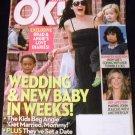 OK Weekly Magazine, November 10, 2008 Brand & Angie Wedding & new baby