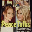 US Weekly December 25, 2006 Angie and Jen Peace Talks