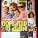 OK Weekly Magazine, December 7, 2009 Brand & Angie Wedding & new baby