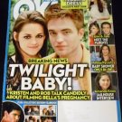 OK Weekly Magazine, December 13, 2010 Twilight Baby!