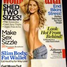 Women's Health Magazine (May 2011) Heather Morris