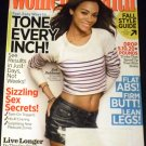 Women's Health Magazine (September 2011) Zoe Saldana