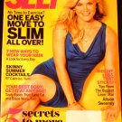 Self Magazine August 2011 (Alison Sweeney)