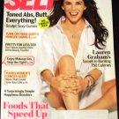 Self Magazine October 2011 (Lauren Graham)