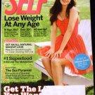 Self Magazine August 2009 (Zooey Deschanel)
