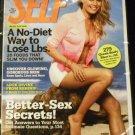 Self Magazine August 2008 (Rebecca Romijn)