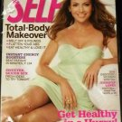 Self Magazine August 2008 (Jennifer Lopez)