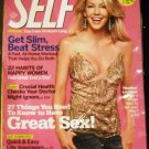 Self Magazine December 2004 (Heather Locklear)