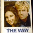THE WAY WE WERE Streisand & Redford by A. Laurents (Paperback 1973)