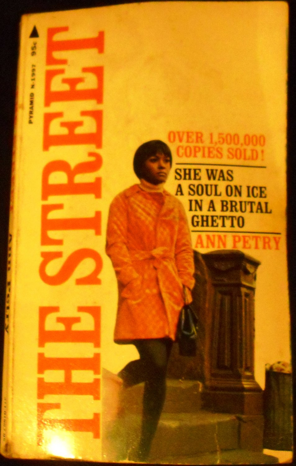 an analysis of the novel the street by ann petry It will be a long time before i forget the experience of reading ann petry's the street a vivid analysis of race and class the street is a novel in the.
