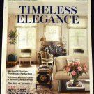 Architectural Digest September 2012 Timeless Elegance
