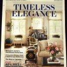 Architectural Digest September 2012 Timeless Elegance