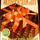 American Girl Magazine November/December 1995