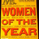 "MS. Magazine:  Winter 2003-2004 ""Woman of the Year"""