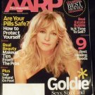AARP Magazine March April 2005 Goldie Hawn