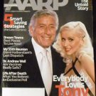 AARP September/October 2007 (Tony Bennett and Christina Aguilera)