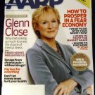 AARP January-February 2009 Glenn Close