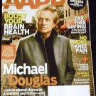AARP Magazine March April 2010 Michael Douglas
