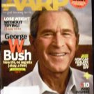 AARP January-February 2011 George W. Bush