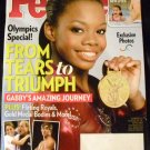 People magazine, August 20, 2012-Gabby Douglas, U.S. Olympic Gymnast Won 2 Gold Medals