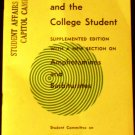 Psychedelics and the College Student by Princeton University (1967)