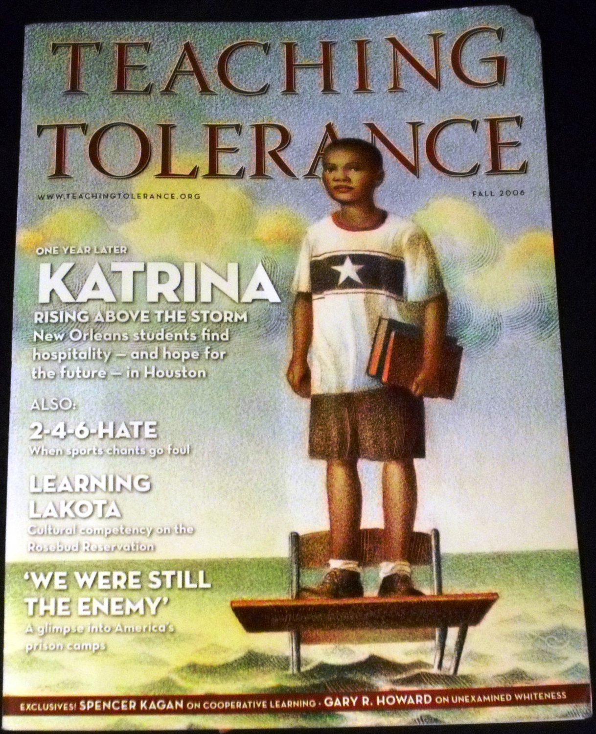 Teaching american tolerance