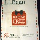 L.L. Bean Holiday 2011 Catalog