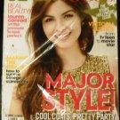 Teen Vogue Magazine (October 2012) Victoria Justice