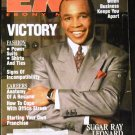 EM - Ebony Man Magazine *Sugar Ray Leonard* March 1990