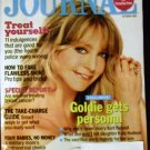 Ladies' Home Journal Magazine October 2002 Goldie Hawn