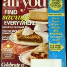 All YOU Magazine November 19, 2010: (Issue 11) Find Savings Everywhere!