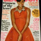 "Glamour Magazine: ""Women of the Year""- Michelle Obama (December 2009)"