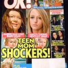 Ok! Weekly Magazine (Issue #45 November 8, 2010) TEEN MOM SHOCKERS!, JONBENET: WHAT THE POLICE KNOW!