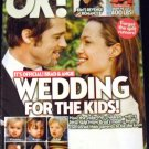 OK Weekly Magazine (Its official Brad and Angie A wedding for their Kids, May 3 2010)