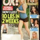 OK! Weekly Magazine Kendra Exclusive Volume 7, Issue #10, March 7, 2011
