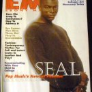 EM Ebony Man Magazine August 1996 Seal
