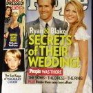 People Magazine September 24, 2012 (RYAN AND BLAKES SECRETS OF THEIR WEDDING!)