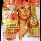 Allure Magazine October 2012 Blake Lively