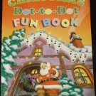 Christmas Dot to Dot Fun Book by Playmore & Waldman